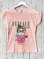 Женская футболка.  L размер.