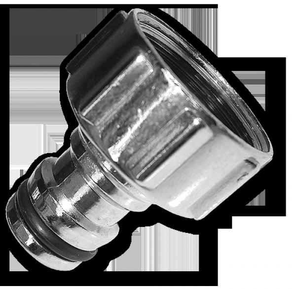 """CYNK CHROM Адаптер на кран РВ 3/4"""", CH-KT4012Z"""