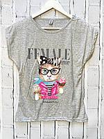Женская футболка. L размеры.