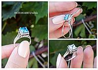 Кольцо-перевертыш из серебра