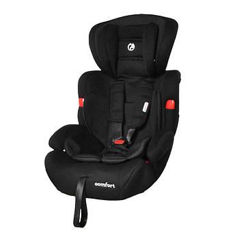 Автокресло универсальное BABYCARE Comfort BC-11901/1 Black 9-36 кг