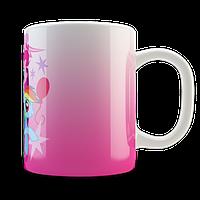 Кружка чашка My little pony персонажи