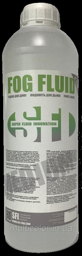 Рідина для диму Середня Еко SFI Fog Eco Medium 1л