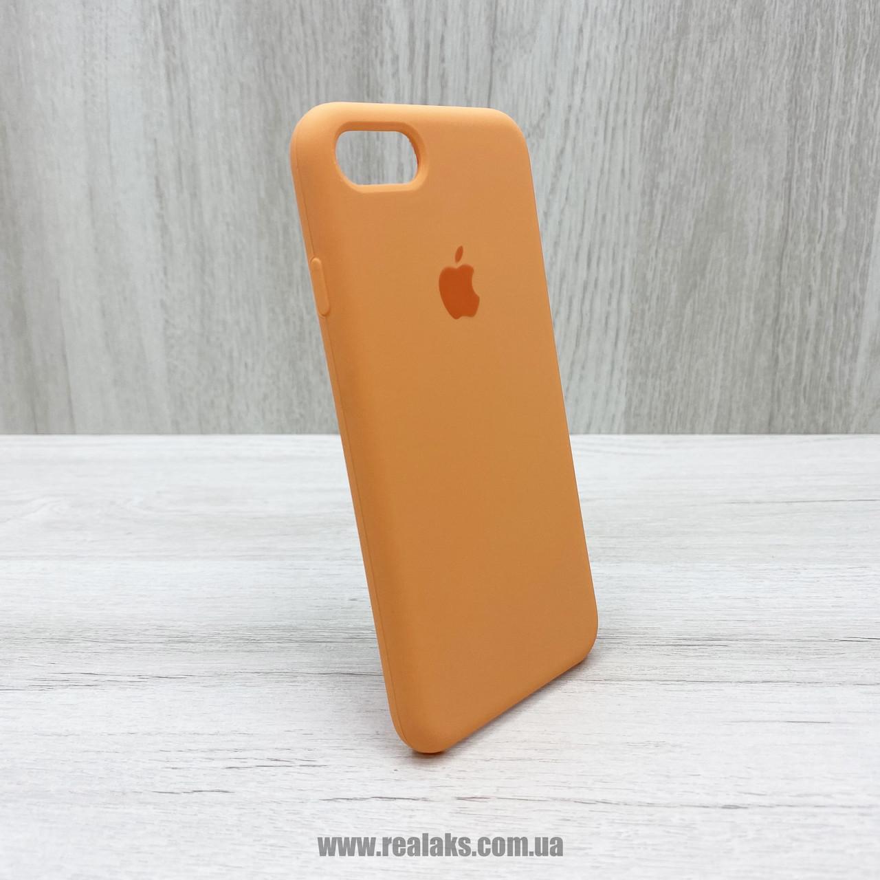 Чехол SC для Apple iPhone 7 & iPhone 8 Orange