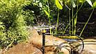 Регулируемая форсунка 0-80 л/ч, на колышке, с установочным комплектом, DSZ-1405, фото 5