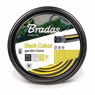 """Шланг для полива BLACK COLOUR 1"""" 50м, WBC150"""