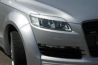 Накладки на фары Audi Q7