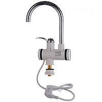 Проточний водонагрівач електричний L. I. Z. (052-LZ) 3000 Вт вбудований, фото 1