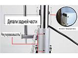Ручной пресс для горячего тиснения WT-90AS рабочая поверхность 5x7 см, фото 10