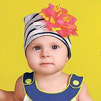 Шапка для девочки, Дембохаус, от 3 до 9 месяцев, Пикола