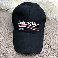 Baseball Hat Balenciaga 2018 Black