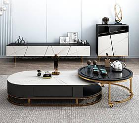 Журнальный столик Nordic Modern Life. Модель 2-445.