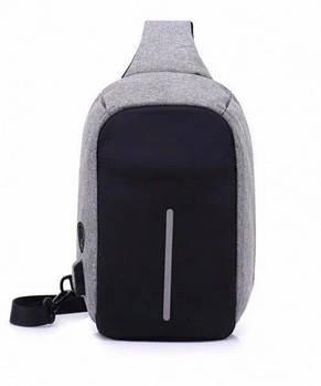 Рюкзак Bobby Mini Серый