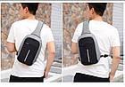 Рюкзак Bobby Mini Сірий, фото 4