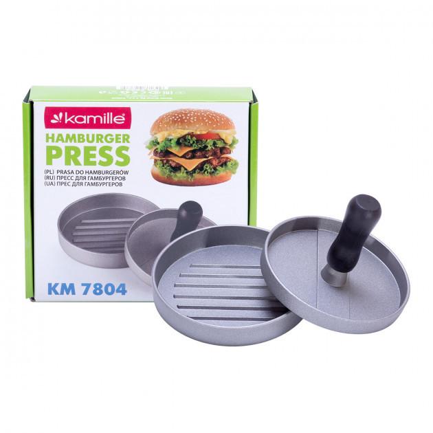 Пресс для гамбургера Kamille