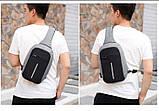 Рюкзак Bobby Mini Серый, фото 4