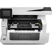 Принтер лазерный порошковый для офиса черно-белый с вай фай хьюлетт паккард МФУ HP LJ Pro M428fdn (W1A29A)
