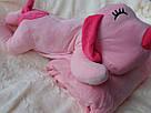 Іграшка-плед-подушка, фото 6