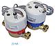 Водосчетчики PoWoGaz JS-90-1,5-NK ГВ Dn-15 с импульсным выходом крыльчатые одноструйные для горячей воды, фото 2