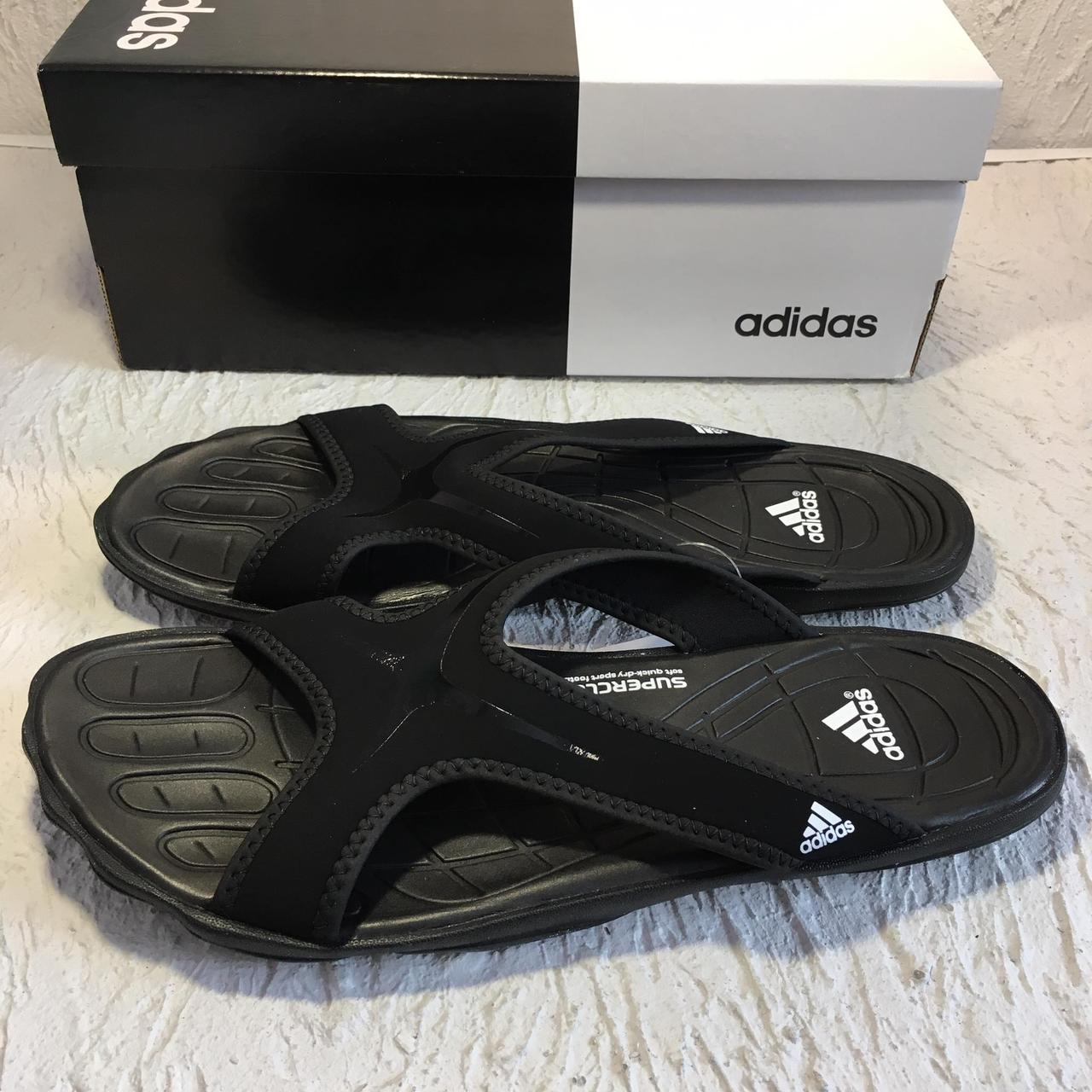 Тапочки Adidas adiPURE Slide SC Mens Adidas V21529