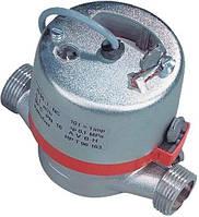 Водосчетчики PoWoGaz JS-90-1,5-NK ГВ Dn-15 с импульсным выходом крыльчатые одноструйные для горячей воды