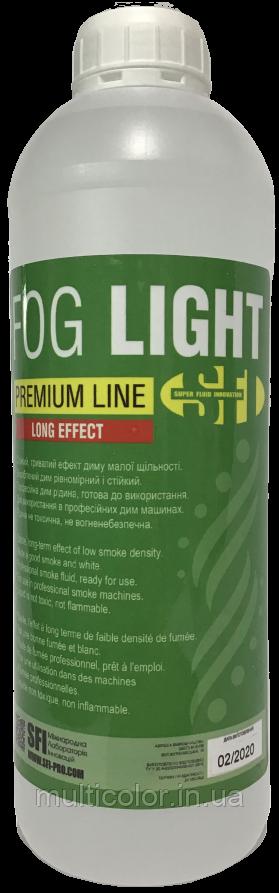 Дим рідина SFI Fog Light Premium 1л