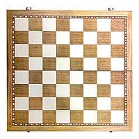 Шахматы, шашки, нарды 45 см (3 в 1)