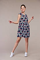 Изящное летнее платье, размер от 42 до 48, фото 3