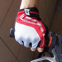 Велоперчатки MERIDA XL, Красные
