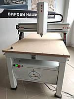 Фрезерный станок с ЧПУ 1200х800х130