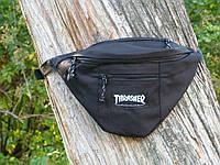 Поясная сумка Thrasher Black