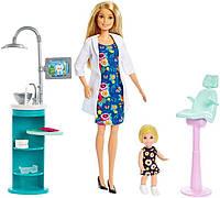 Игровой набор кукла Барби врач стоматолог