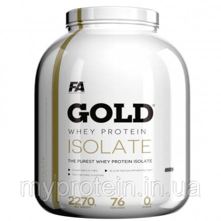 Протеин изолят Gold Whey Protein Isolate (908 g )