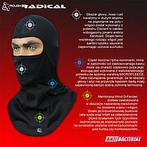 Балаклава мембранная Rough Radical (original) Pro Extreme, маска, подшлемник, фото 3
