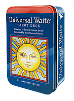 Universal Waite Tarot Deck in a Tin/ Универсальное Таро Уэйта, фото 1