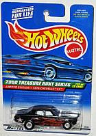 Базовая машинка Hot Wheels  '67 Chevelle SS Real Rider