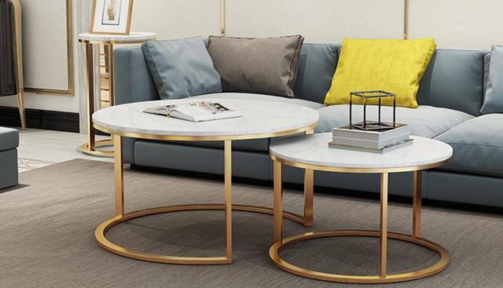 Кофейный столик Nordic Modern Luxe. Модель 2-447.