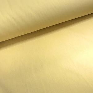 Ткань поплин De Luxe, однотонный песочный (Турция шир. 2,4 м) №32-10b