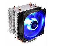Кулер процессорный ID-Cooling SE-913-B PWM, Intel: 1151/1150/1155/1156/775, AMD: AM4/FM2+/FM2/FM1/AM3+/AM3, 122x99x85 мм, 4-pin PWM