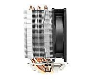 Кулер процессорный ID-Cooling SE-913-R PWM, Intel: 1151/1150/1155/1156/775, AMD: AM4/FM2+/FM2/FM1/AM3+/AM3, 122x99x85 мм, 4-pin PWM