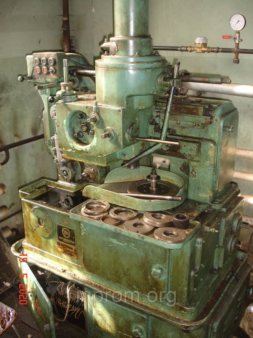 Станок зубодолбежный 5В12 рабочий