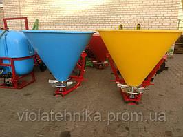 Розкидач міндобрив 500 кг Jar-Met Польща