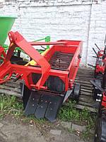 Картоплекопачка транспортерна