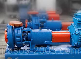 Насос 1,5Х-4 К, Е, И Катайский насосный завод
