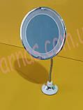Дзеркало для макіяжу 5x Ultra Flexible Mirror (HH-077), фото 3