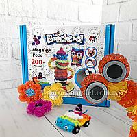 Конструктор липучка Bunchems 200 деталей / банчемс / конструктор липучка / развивающие игрушки