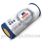 Утеплитель URSA GEO M-11 Фольгированный 50мм 15 м.кв