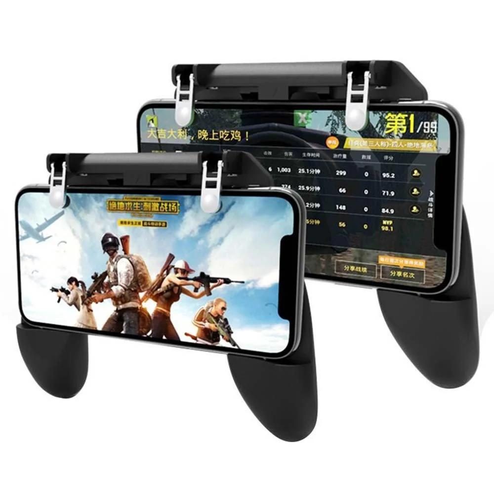 Беспроводной геймпад джойстик для мобильного телефона W10