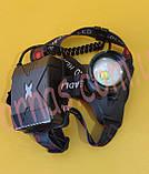 Аккумуляторный налобный фонарь BL-009-P90, фото 3