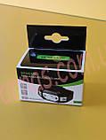 Аккумуляторный налобный фонарь Sensor Rechargeable Headlamp ST-0961, фото 4